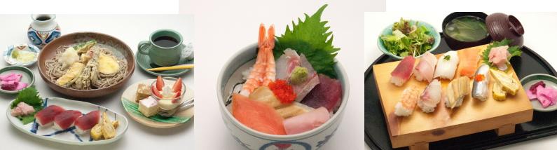 寿司海鮮丼教室